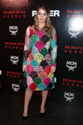 Kitty Spencer – Paper Magazine Beautiful People Issue Release Party in NYC 09/11/2017