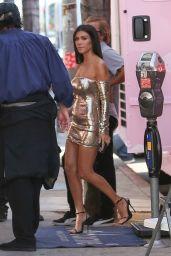 Kourtney Kardashian - Photoshoot Set for Prettylittlething in LA 09/18/2017