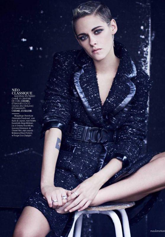 Kristen Stewart - Madame Figaro Magazine 09/29/2017