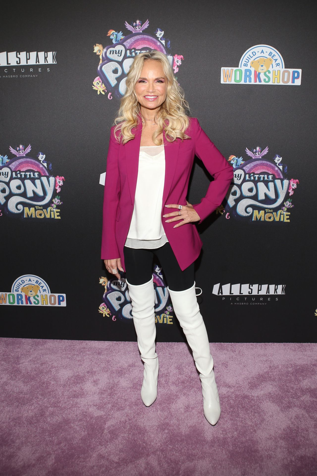 Kristin Chenoweth My Little Pony The Movie Special