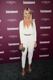 Kristine Leahy – EW Pre-Emmy Party in West Hollywood 09/15/2017