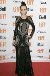 "Ksenia Solo -""Mother!"" Premiere at TIFF in Toronto 09/10/2017"