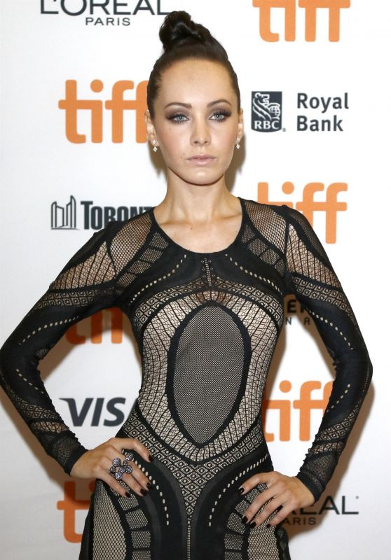 "Ksenia Solo -""Mother!"" Premiere at TIFF in Toronto 09/10/2017"