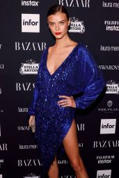 Lais Oliveira – Harper's Bazaar ICONS Party in New York 09/08/2017
