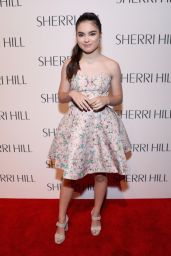 Landry Bender - Sherri Hill Show at NYFW in NY 09/12/2017