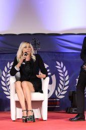 Laura Chiatti - Italian Movie Awards, Pompeii, Italy 09/17/2017