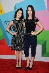 Laura Marano & Vanessa Marano – 2017 Streamy Awards in Beverly Hills