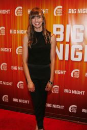 "Lauren Blumenfeld – ""Big Night"" Center Theatre Group's Kirk Douglas Theatre Opening in LA 09/16/2017"