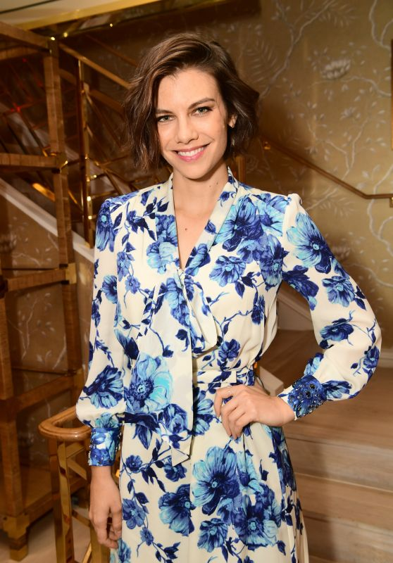 Lauren Cohan - Glamour x Tory Burch Women To Watch Lunch in Beverly Hills 09/15/2017