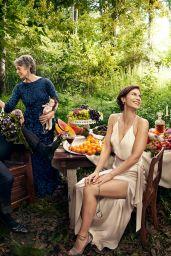 Lauren Cohan, Melissa McBride & Danai Gurira - Entertainment Weekly September 2017