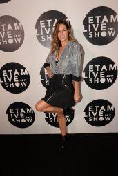 Laury Thilleman – Etam Fashion Show in Paris 09/26/2017