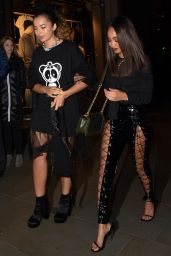 Leigh-Anne Pinnock – Londunn x Missguided Collection Launch Party in London 09/16/2017