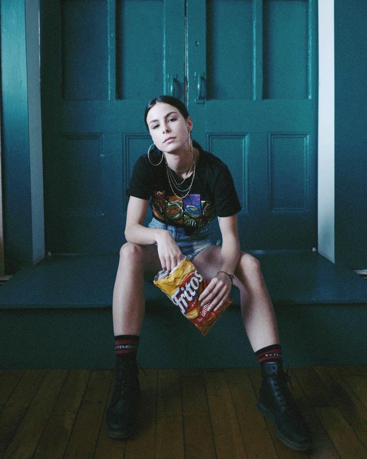 Lena Meyer-Landrut - Social Media Pics 09/05/2017