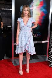 "Lilia Buckingham – ""Flatliners"" Premiere in Los Angeles 09/27/2017"