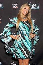 "Lillian Garcia – WWE Presents ""Mae Young Classic Finale"" in Las Vegas 09/12/2017"