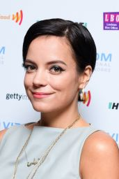 Lily Allen – Diversity in Media Awards in London 09/15/2017