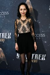 "Linda Park – ""Star Trek: Discovery"" TV Show Premiere in Los Angeles 09/19/2017"