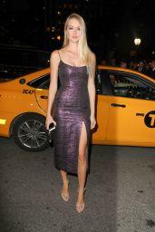 Lindsay Ellingson – Harper's Bazaar ICONS Party in New York 09/08/2017