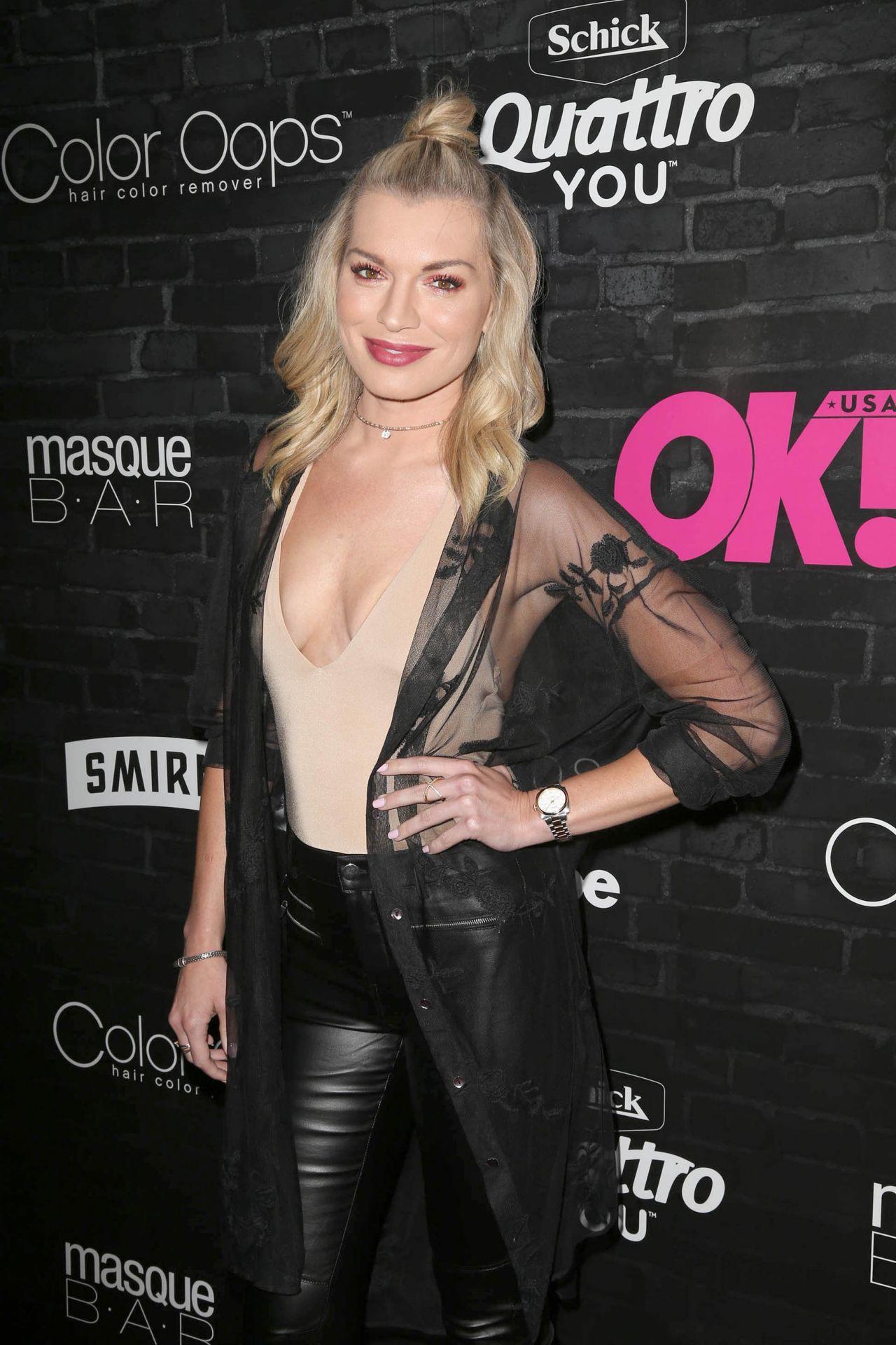 Lindsay Hubbard – OK! Magazine's Fall Fashion Week Event in New York 09/13/2017