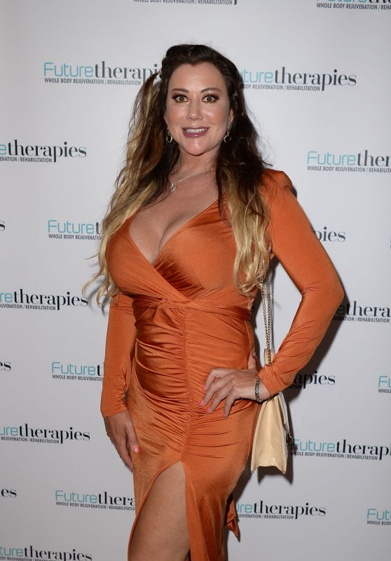 Lisa Appleton - Future Therapies Launch in Manchester 09/07/2017