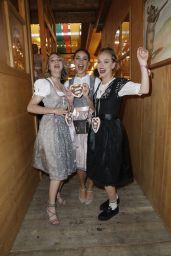 Lisa-Marie Koroll - MADLWIESN at Oktoberfest in Munich, Germany 09/21/2017