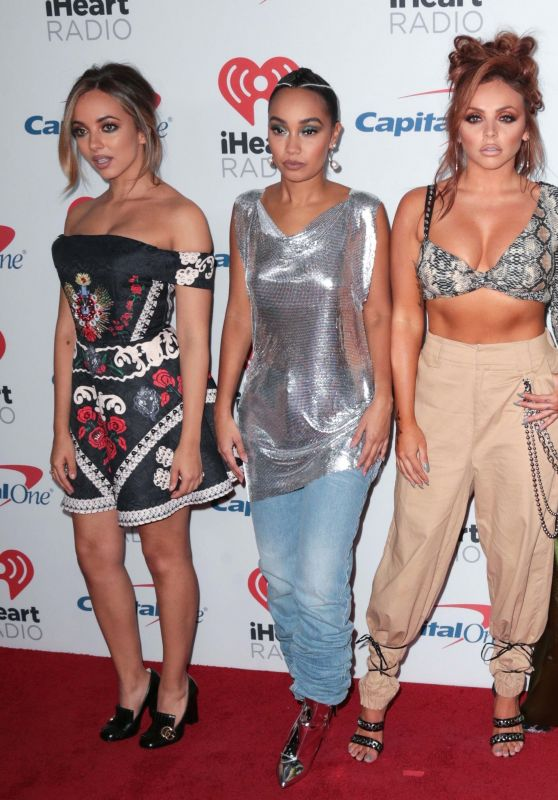 Little Mix – iHeartradio Music Festival in Las Vegas 09/22/2017