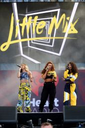 Little Mix Performs at iHeart Radio Festival in Las Vegas 09/23/2017