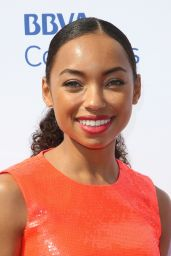 Logan Browning – Television Industry Advocacy Awards in LA 09/16/2017