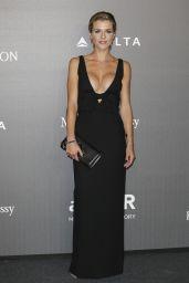 Lorena Cacciatore – amfAR Gala Milano Red Carpet in Milan, Italy 09/21/2017
