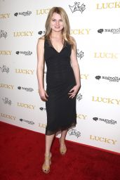 "Lorraine Nicholson – ""Lucky"" Premiere in Los Angeles"