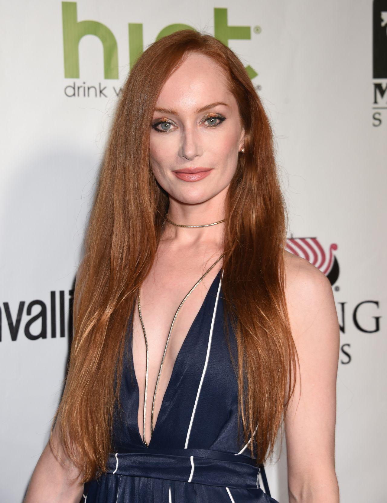 Lotte Verbeek 2017 Face Forward Gala In Hollywood