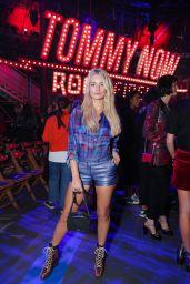 Lottie Moss – Tommy Hilfiger Fashion Show in London 09/19/2017