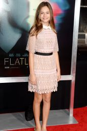 "Lou Lou Safran - ""Flatliners"" Premiere in Los Angeles 09/27/2017"