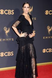 Louise Roe – Emmy Awards in Los Angeles 09/17/2017