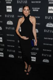 Louise Roe – Harper's Bazaar ICONS Party in New York 09/08/2017