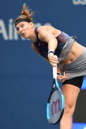 Lucie Safarova – US Open in New York 09/04/2017