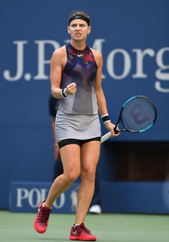 Lucie Safarova – US Open in New York 09/04/2017