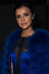 Lucy Mecklenburgh – Julien Macdonald Show in London 09/18/2017