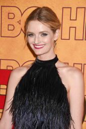 Lydia Hearst – HBO's Post Emmy Awards Party in LA 09/17/2017