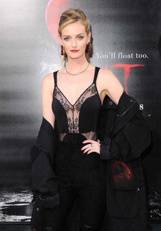 "Lydia Hearst – ""IT"" Premiere in Los Angeles 09/05/2017"