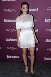 Madeline Brewer – EW Pre-Emmy Party in West Hollywood 09/15/2017