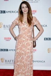 Madeline Zima – BAFTA Tea Party in Los Angeles 09/16/2017