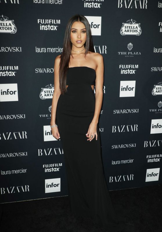 Madison Beer – Harper's Bazaar ICONS Party at NYFW 09/08/2017