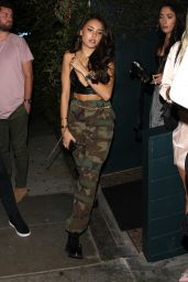 Madison Beer - Poppy Club in West Hollywood 09/29/2017