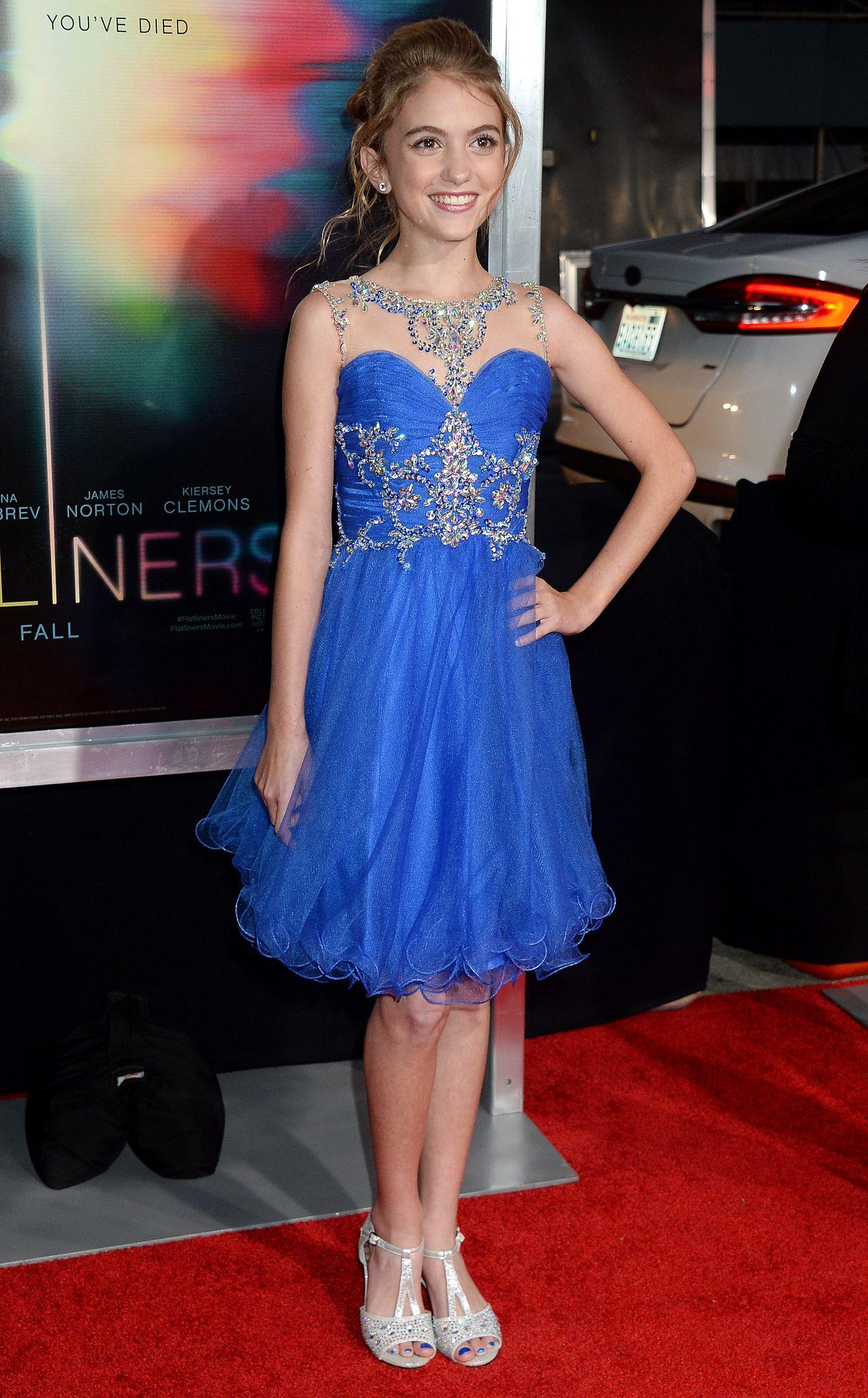 Madison Brydges Flatliners Premiere In Los Angeles 09