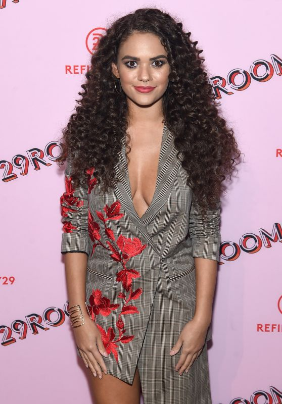 Madison Pettis - Refinery29 Third Annual 29Rooms: Turn It Into Art, NY 09/07/2017