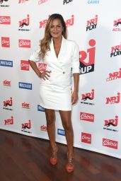 Maeva Anissa – NRJ Group Media Conference in Paris 09/21/2017