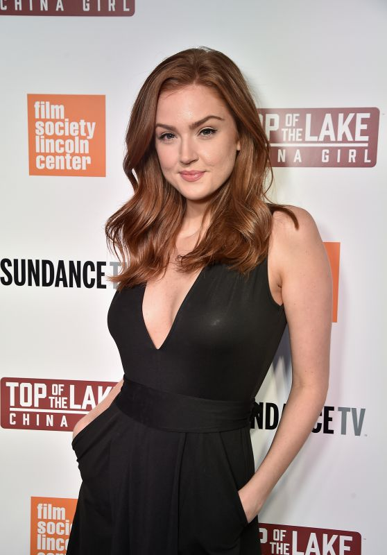 """Maggie Geha – """"Top Of The Lake China Girl"""" Premiere in NYC 09/07/2017"""