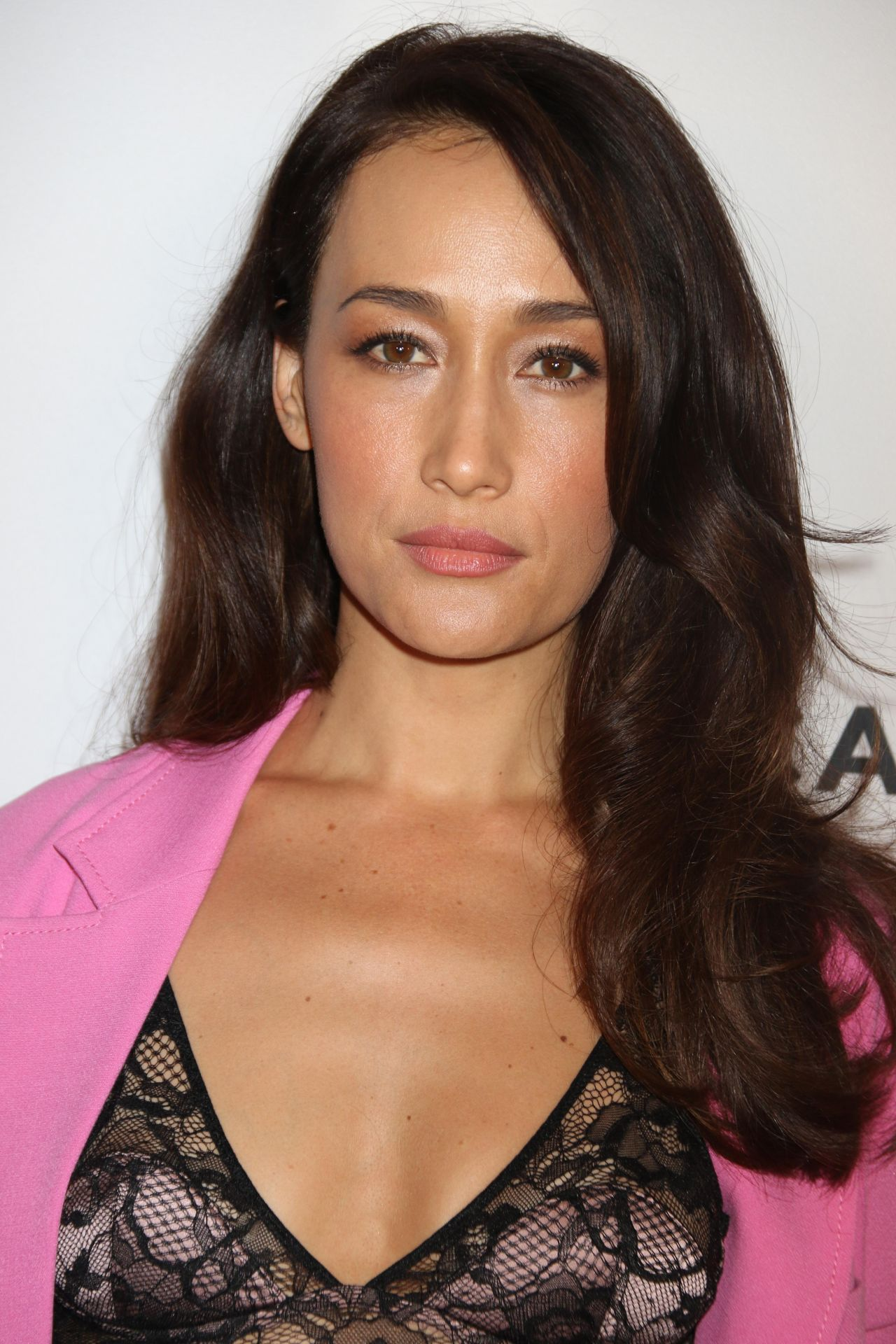 Maggie Q Naked Photos