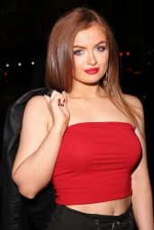 Maisie Smith – Vin+Omi Fashion Show in London 09/12/2017